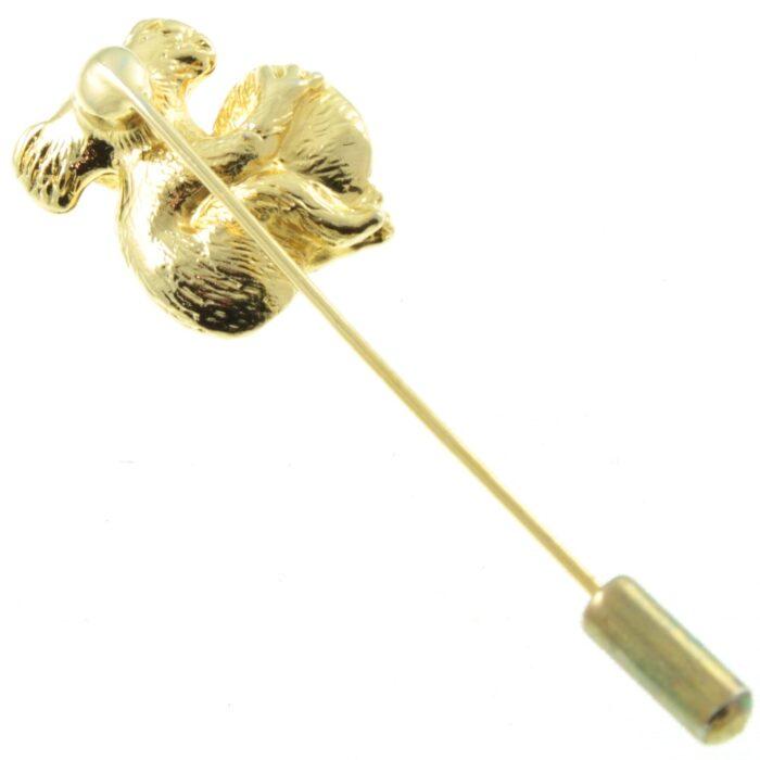 Koala Stick Pin Brooch