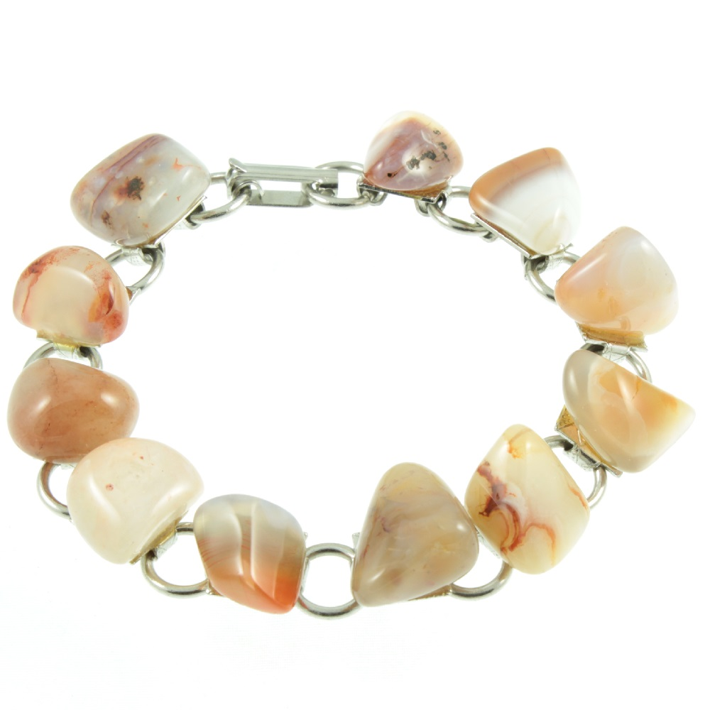 Agate Bracelet - top view