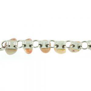 Agate Bracelet - inside view