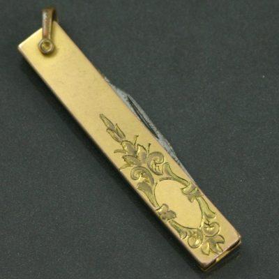 Edwardian pocket knife by GCH.Co