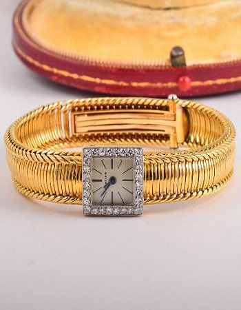 1940s Cartier Watch