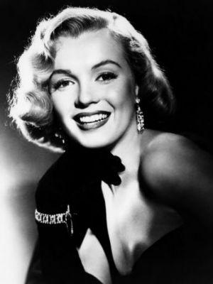 1950s jewellery Marilyn Monroe