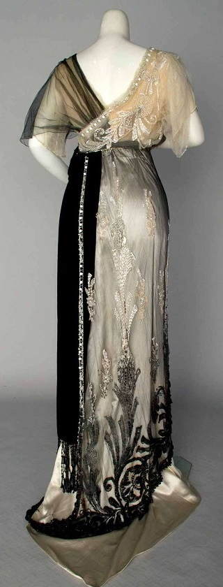 Art Nouveau 1890 to 1915 - fashion