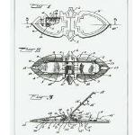 Duette clip patented