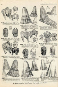 Edwardian-fashion