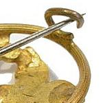 Georgian Jewellery C Clasp