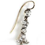 Georgian Jewellery Earring