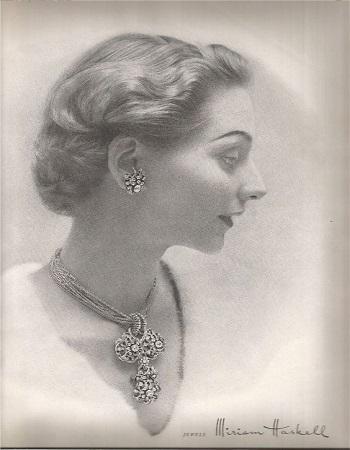 Miriam Haskell 1949