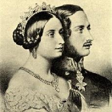 Queen Victoria and Prince Albert - Victorian Jewellery