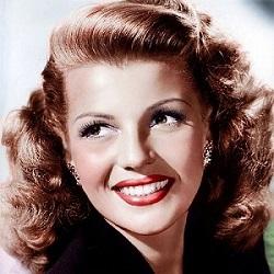 Rita Hayworth - 1940s