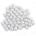 spherical cultured pearls