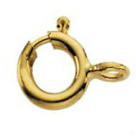 spring ring clasp 1900