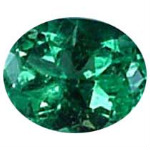 Synthetic Emeralds fist seen