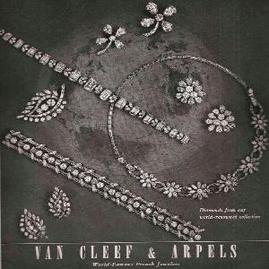 Van Cleef & Arpels - 1950s jewellery