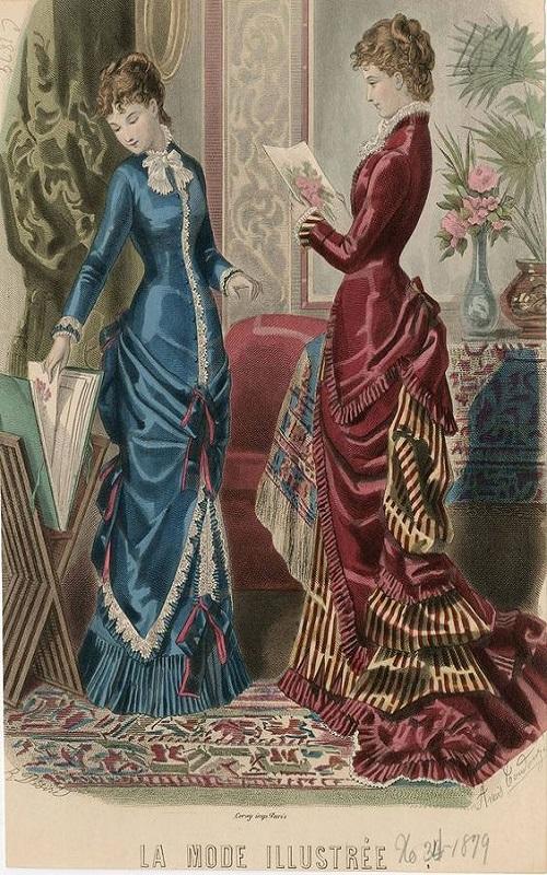 Victorian Fashion - dresses