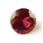 Flame Fusion synthetic rubies