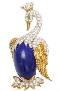 David Webb 1960s jewellery
