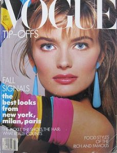 Vogue 1980s