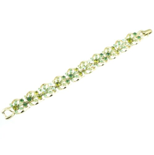 Jewelcraft Rhineshone Bracelet - over view