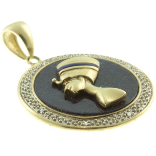Art Deco Egyptian Pendant