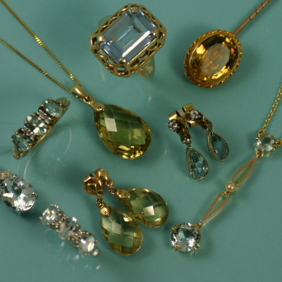 Antique Jewellery and Vintage Jewellery
