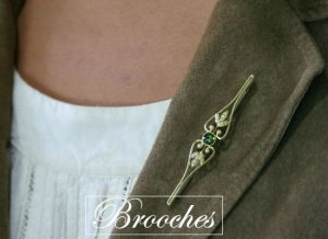 Antique & Vintage Brooches from Carus Jewellery April 2018