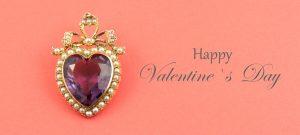 Valentine`s Day Slider
