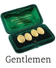 Men`s Antique Jewellery