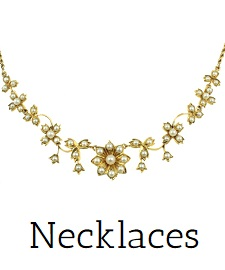 Antique Necklaces